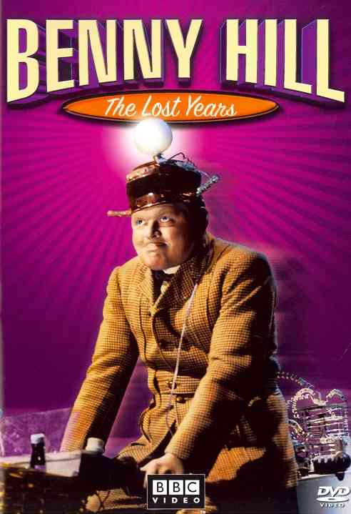 BENNY HILL:LOST YEARS BY HILL,BENNY (DVD)